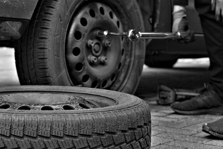 Tyre Fitting - Tyres